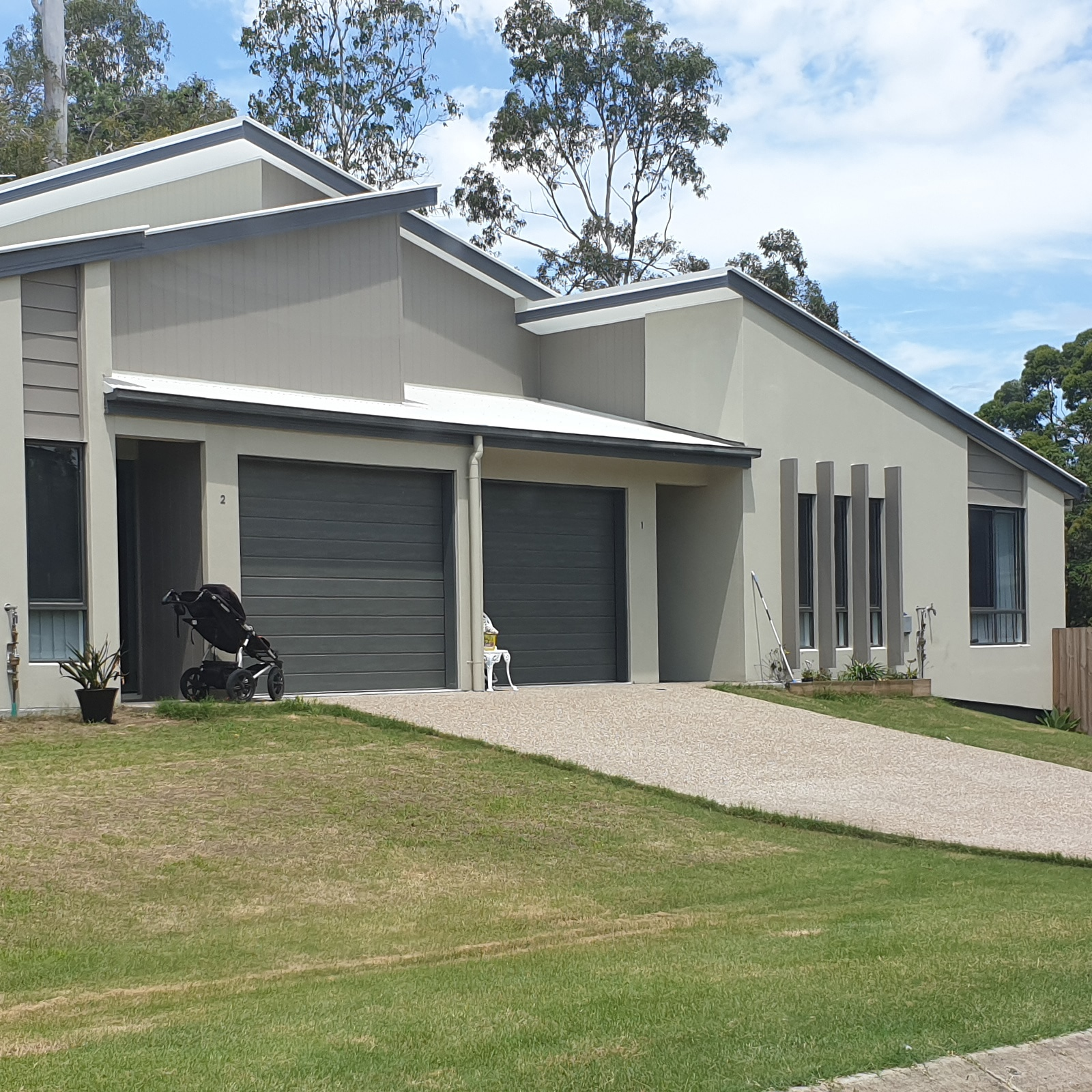 Dual Occupancy Property Investment of Julie Sutton