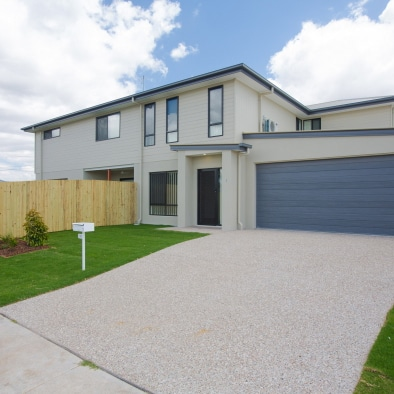 New Property Investment Duplex House